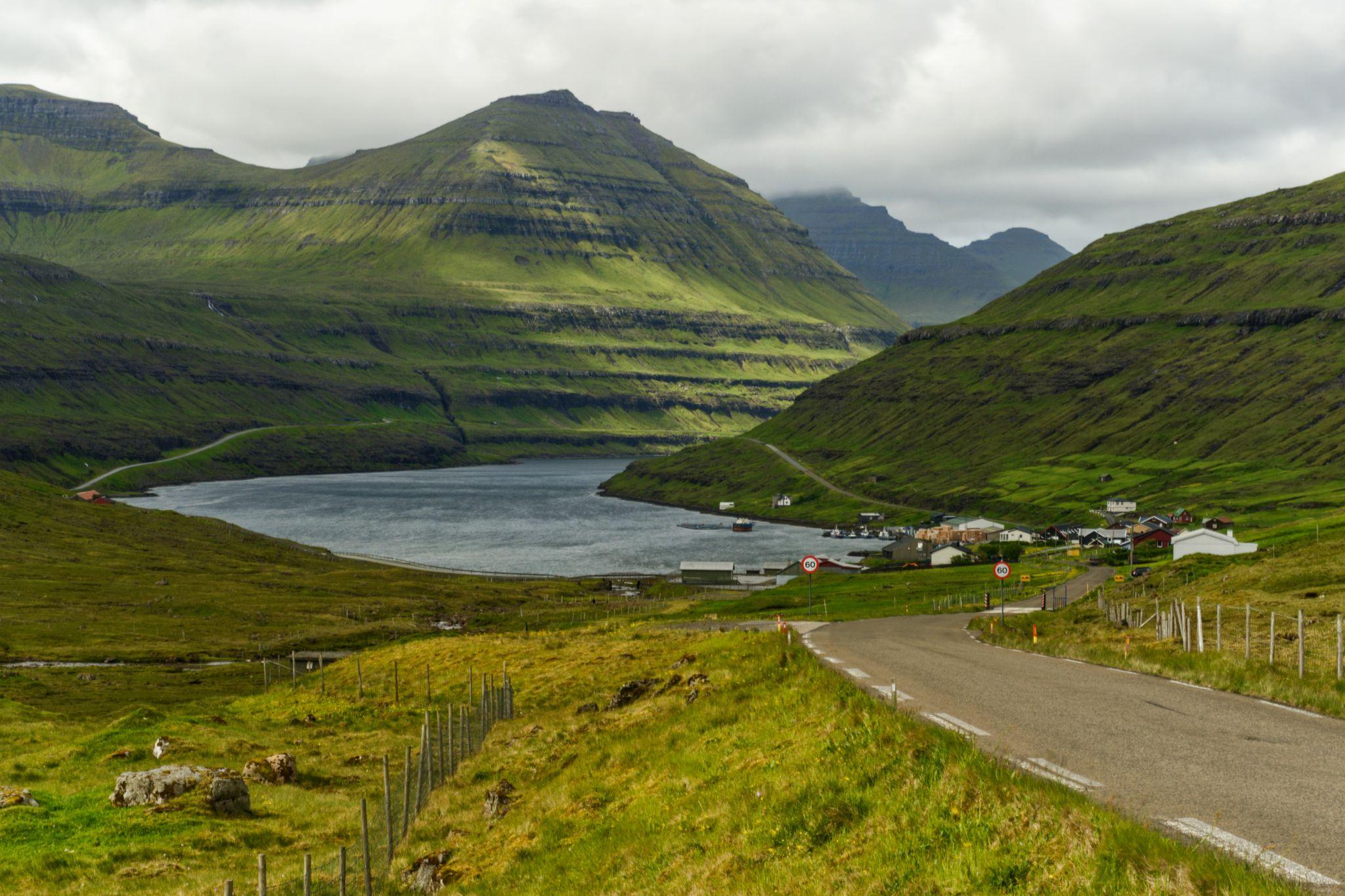 Funningsfjordur, Faroe Islands