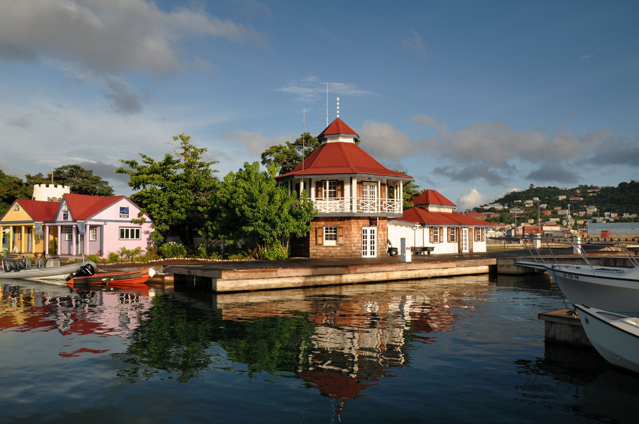 Habour St. Georges, Grenada