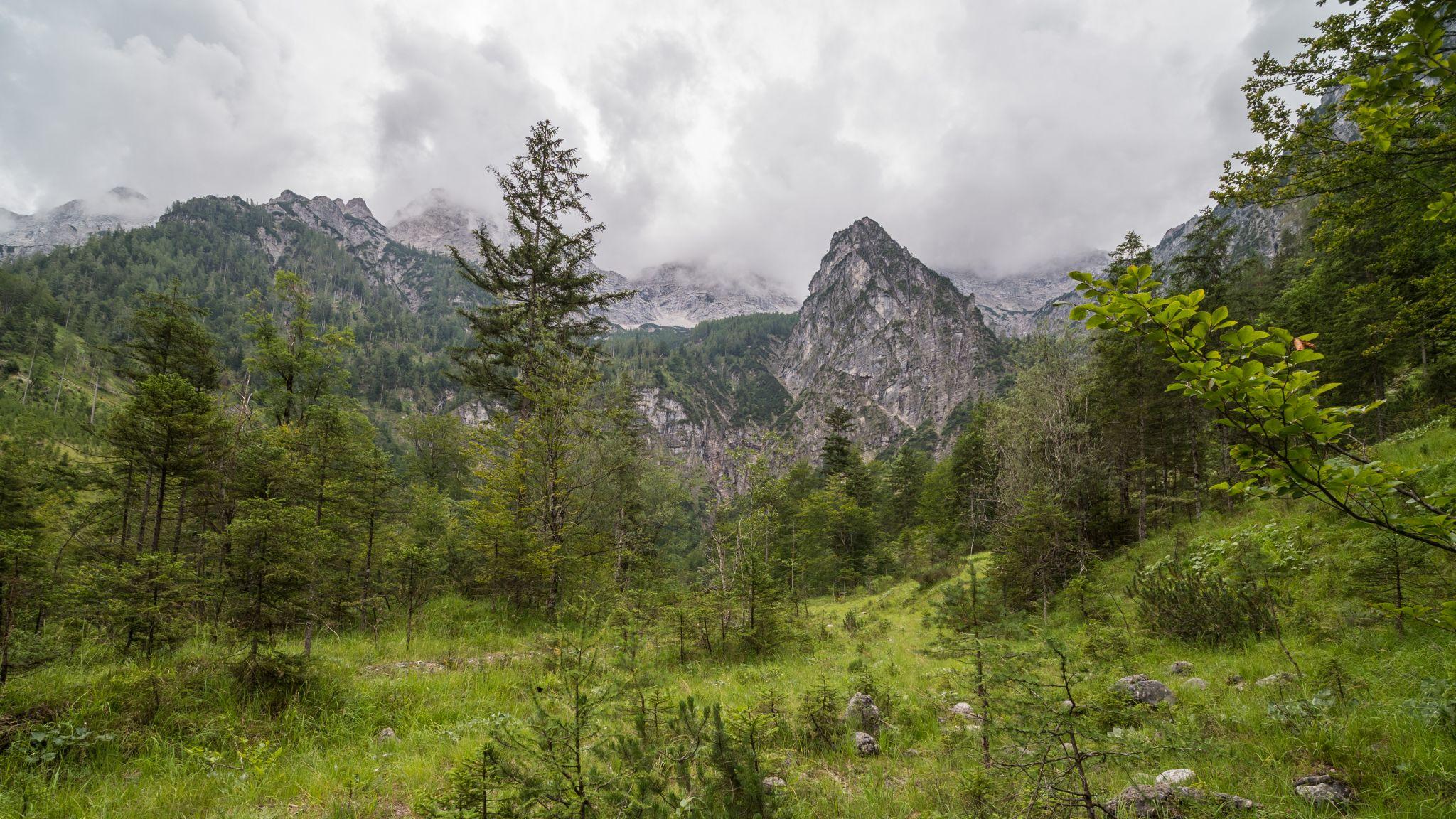 Hintere Hungerau, Austria