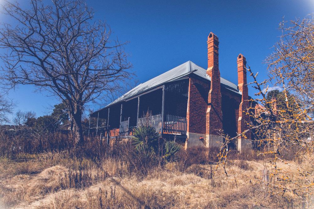 Historic Building Sofala, Australia