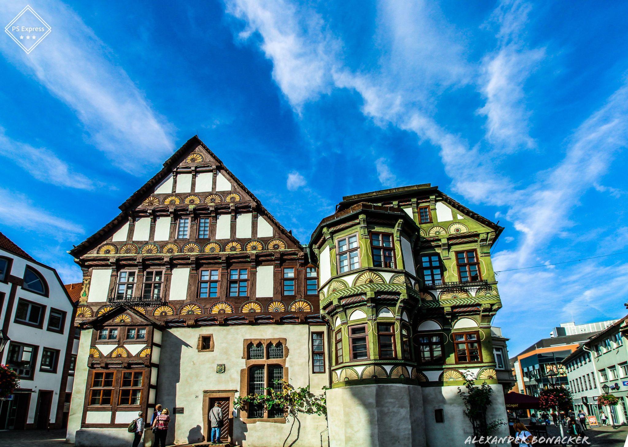 Höxter Dechanei, Germany