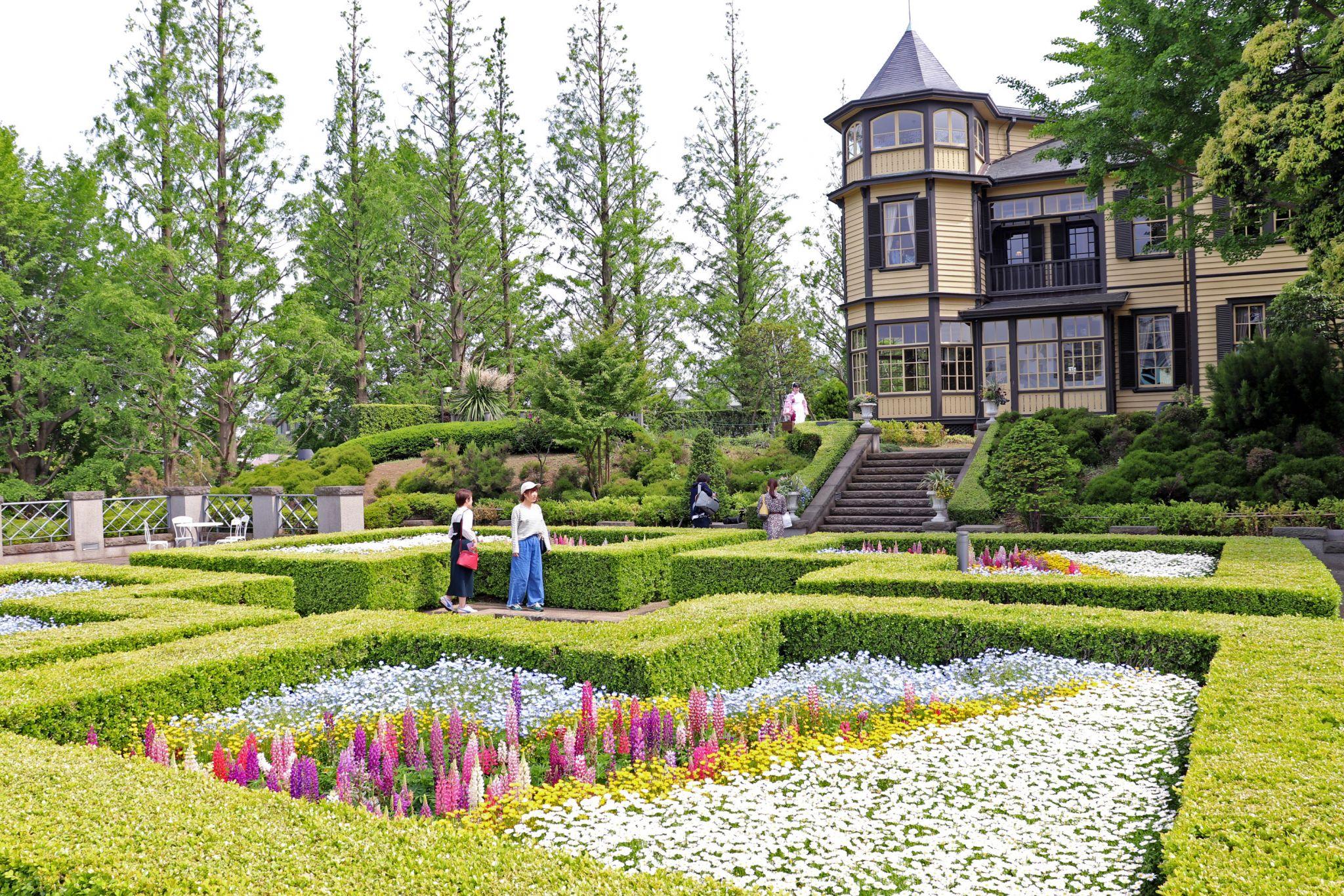 Home of a Diplomat, Gaiko-kan no ie, Japan
