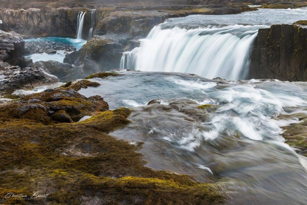 Hrafnabjargafoss, Iceland