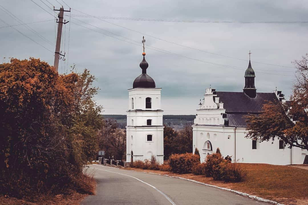 Illinska Church, Ukraine