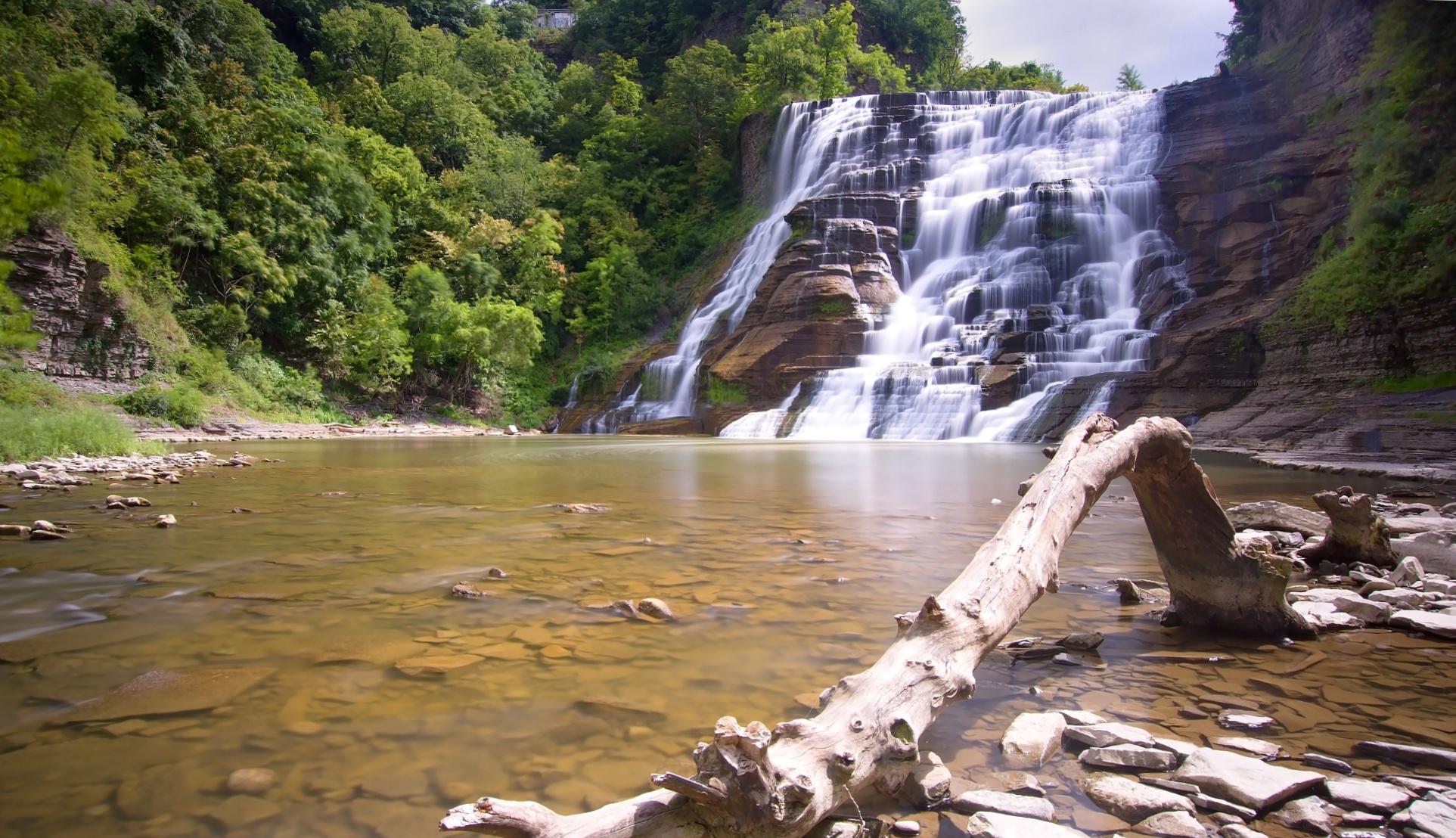 Ithaca Falls, USA