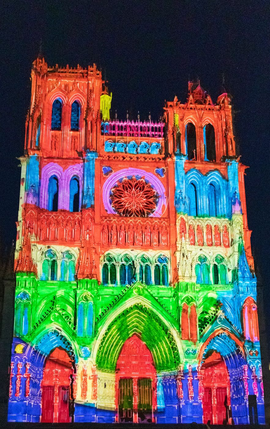 Kathedrale Notre Dame in Amiens, France