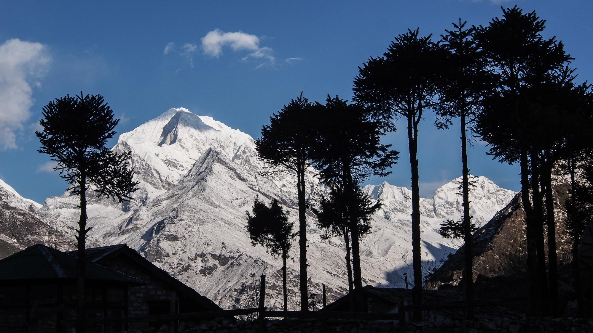 Kumbi Yui Lha from Namche, Nepal
