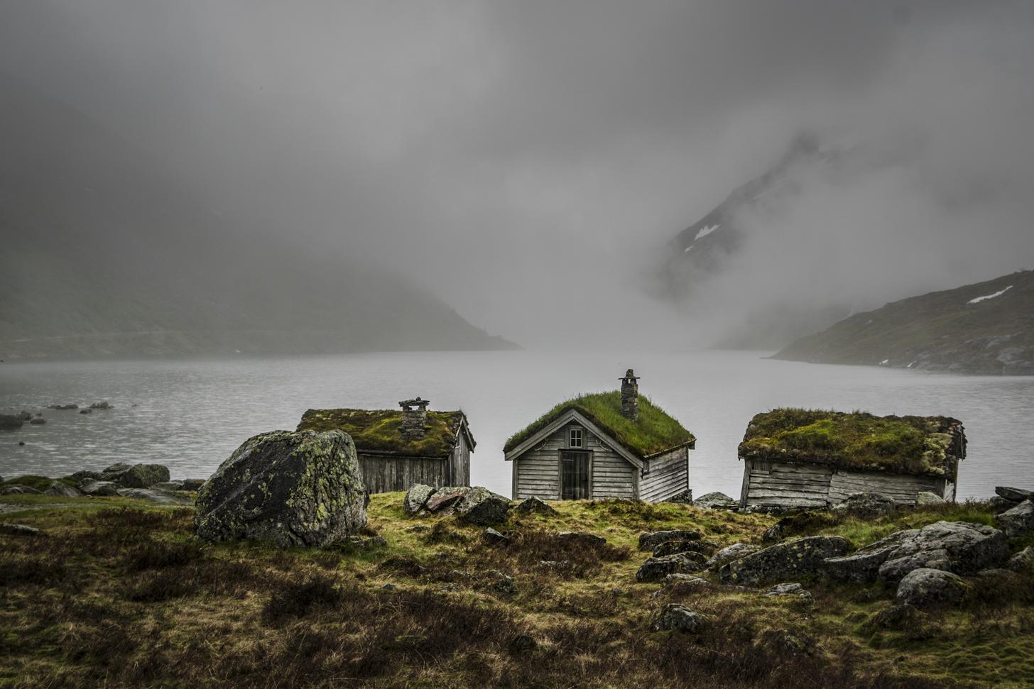 Lake Nystølsvatnet, Norway
