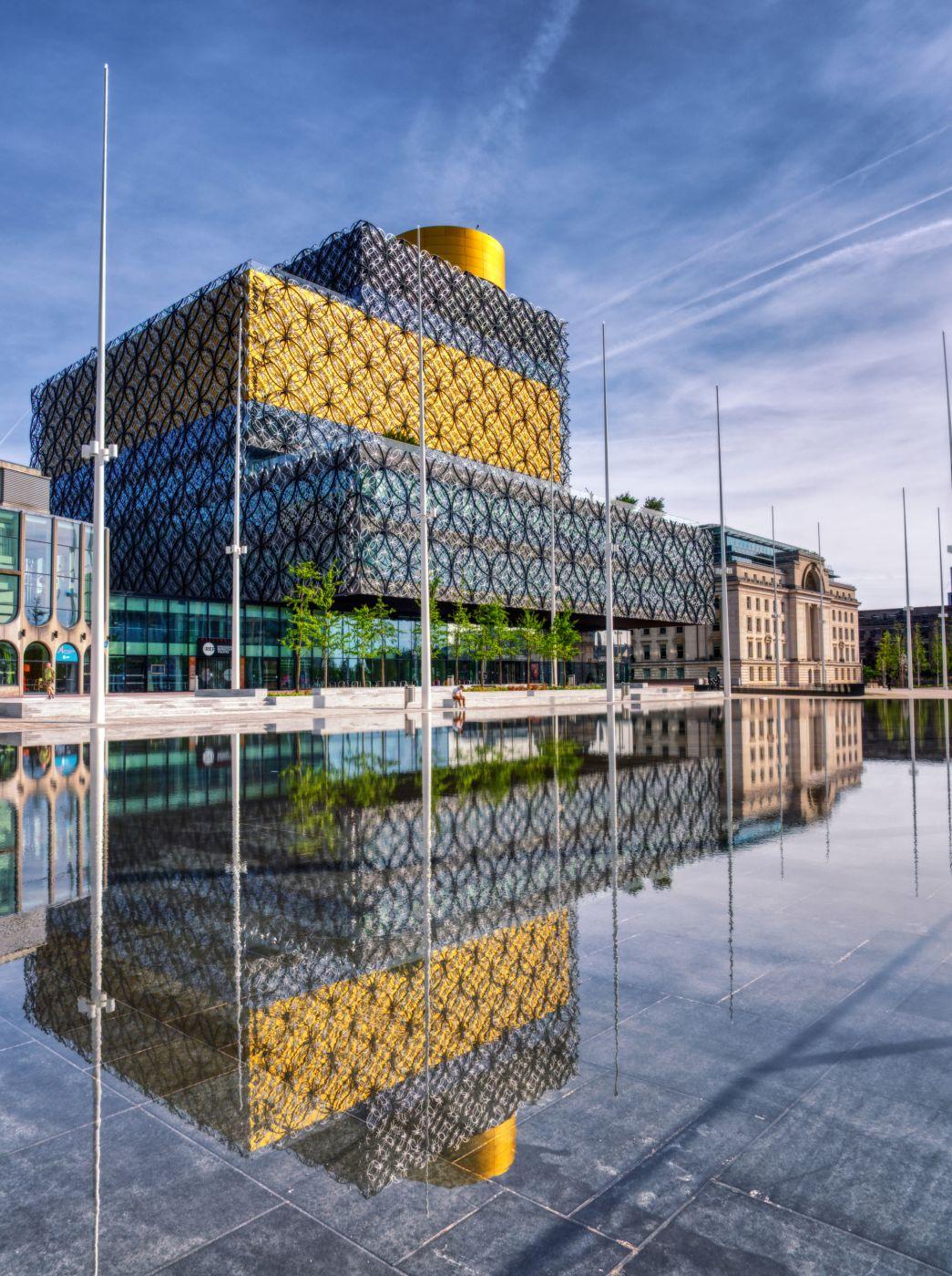 Library of Birmingham, United Kingdom