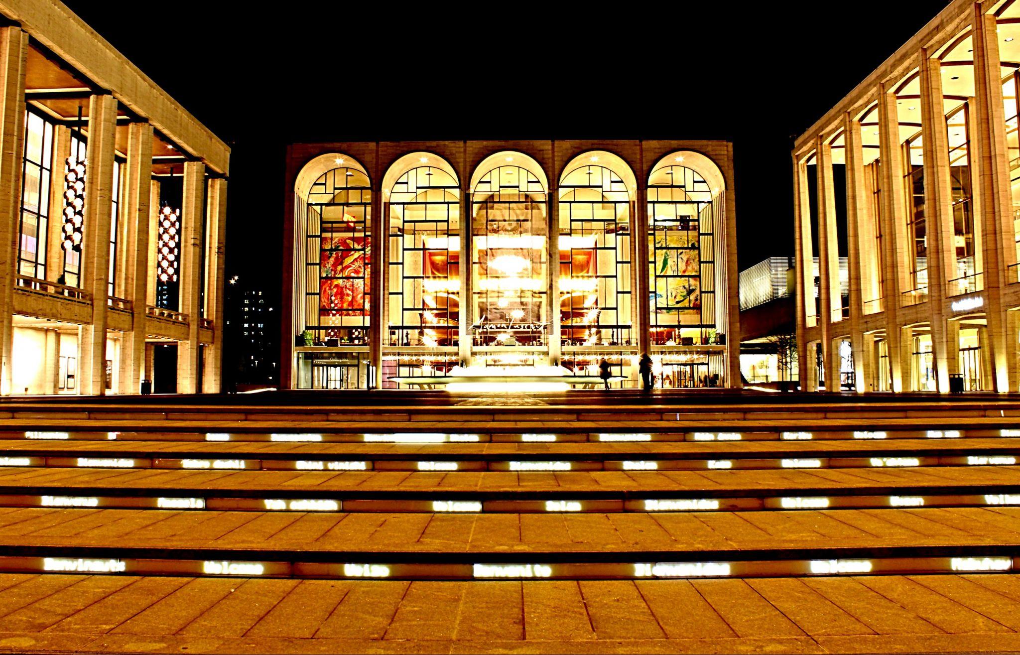 Lincoln Center, USA