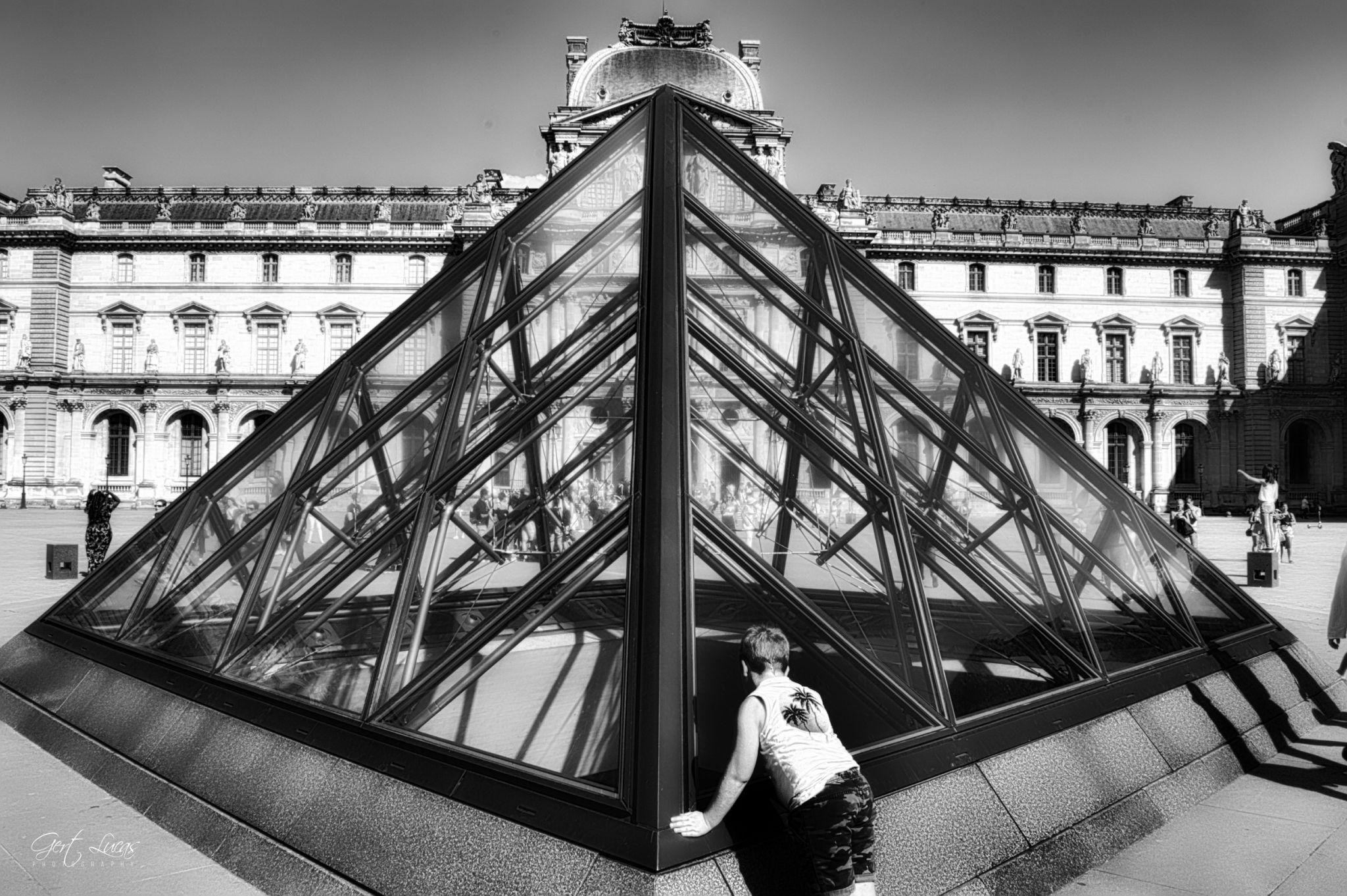 Louvre curiousity, France