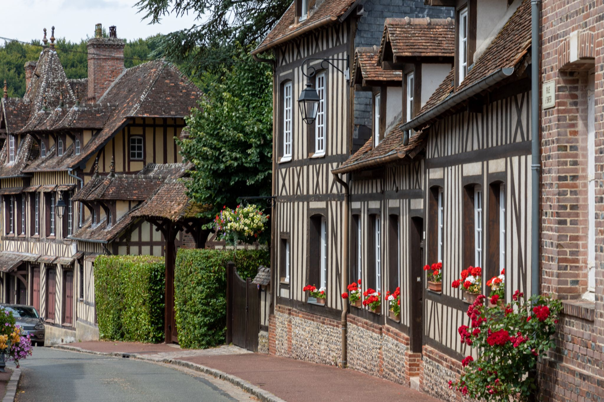 Lyons-la-Foret, France