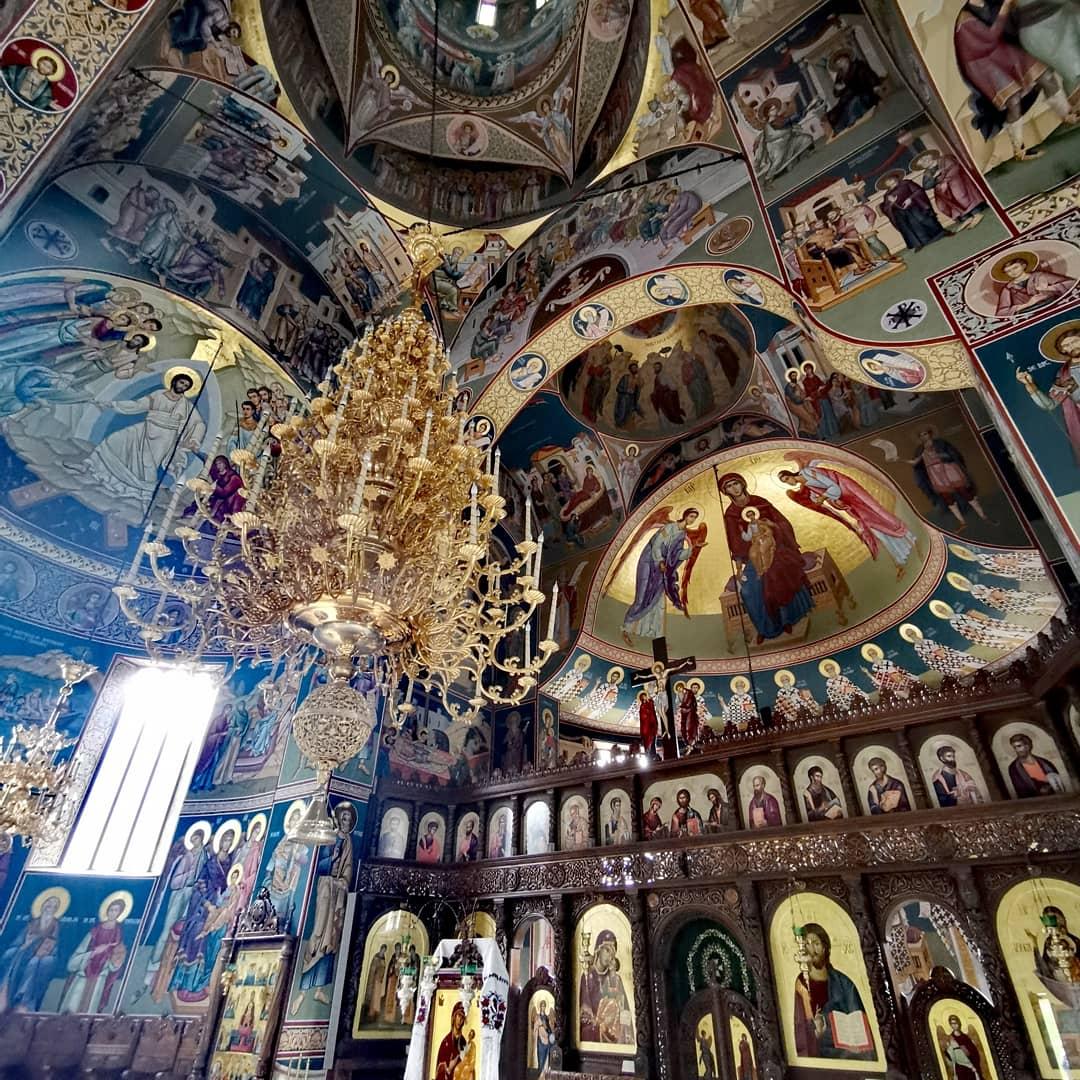 Mânăstirea Sihăstria Putnei, Romania
