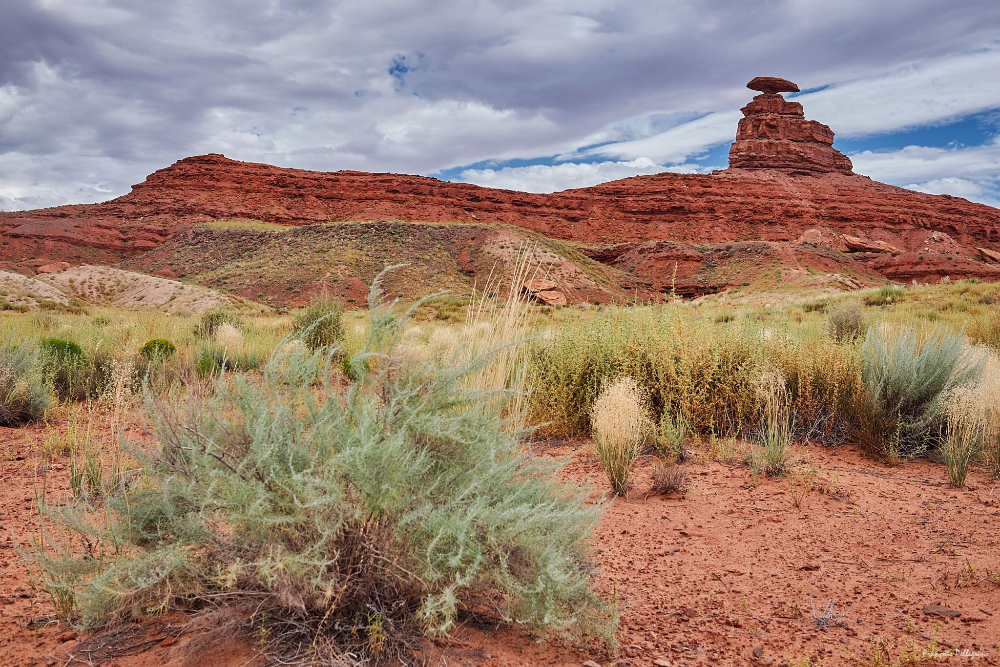 Mexican Hat Rock, USA
