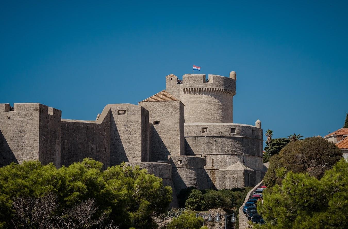 Minceta Tower, Croatia