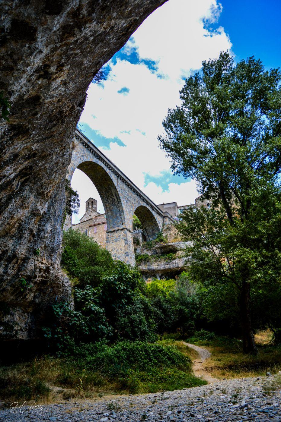 Minerve - The Cave entrance, France