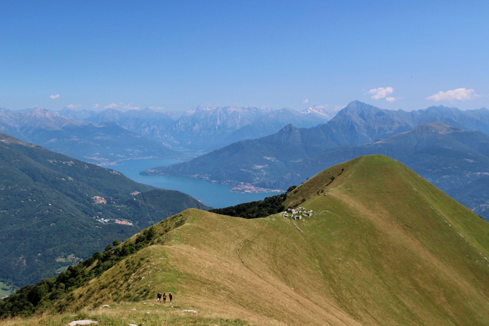 Monte di Tremezzo, Italy