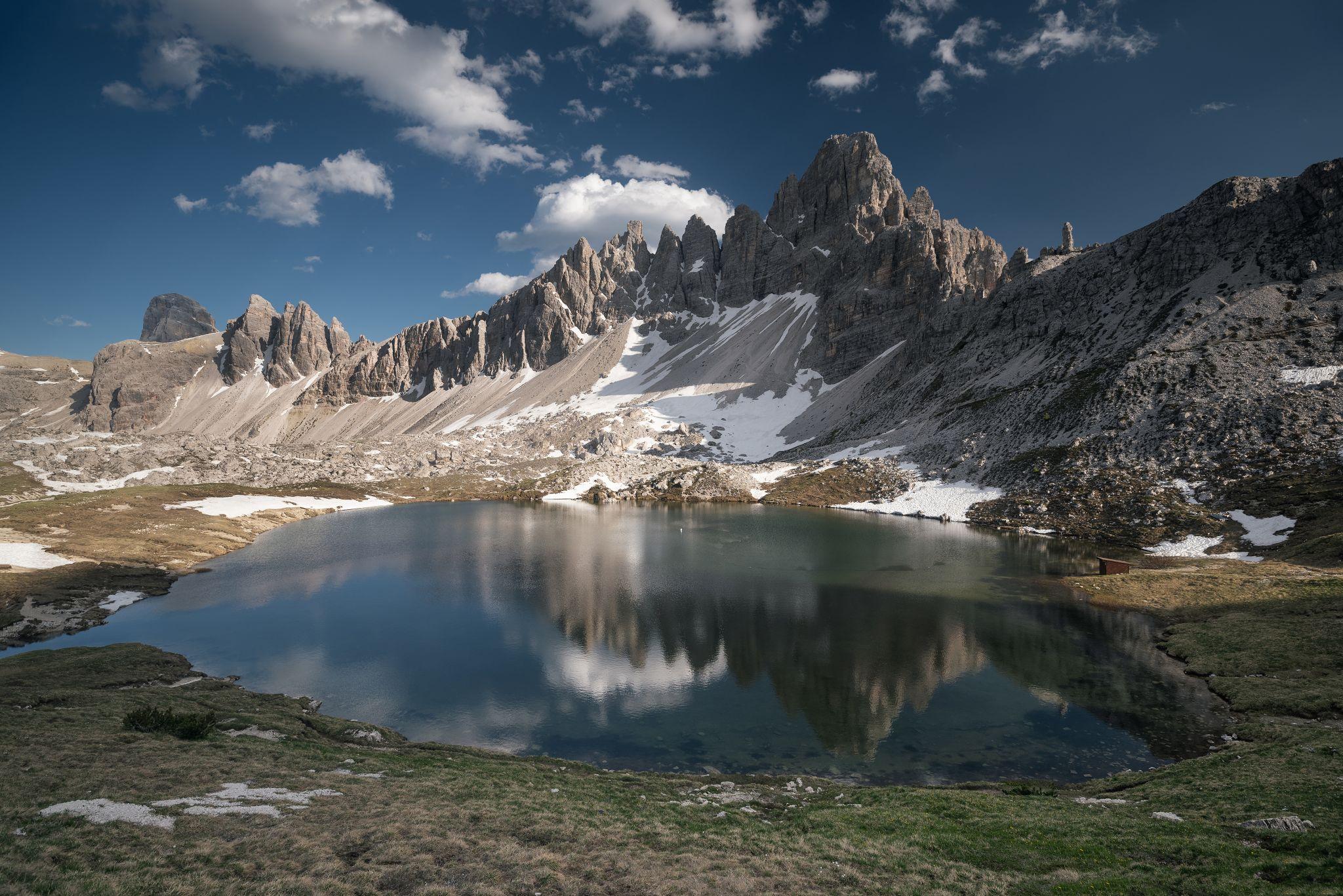 Monte Paterno, Italy