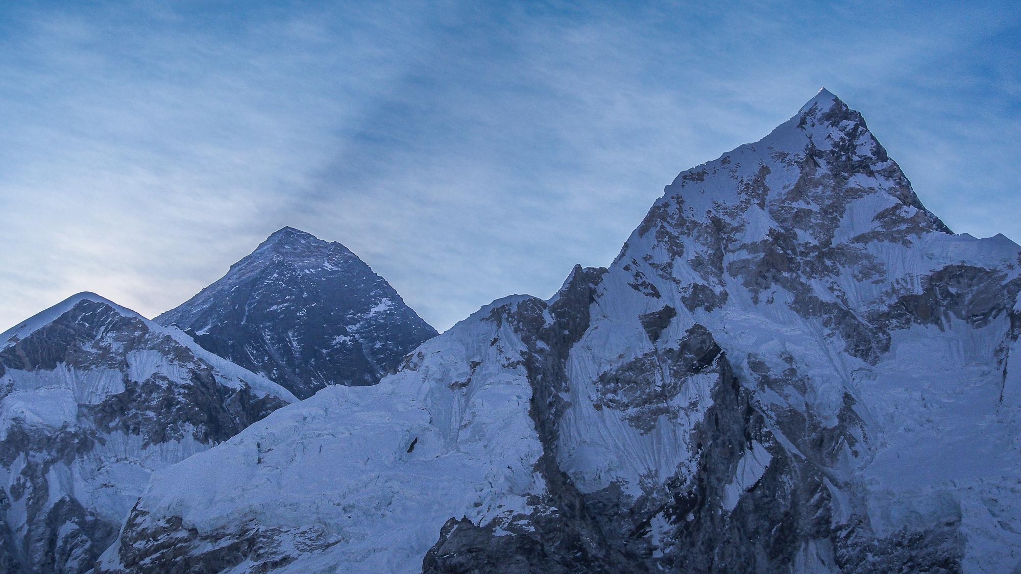 Mount Everest (Nepal side), Nepal