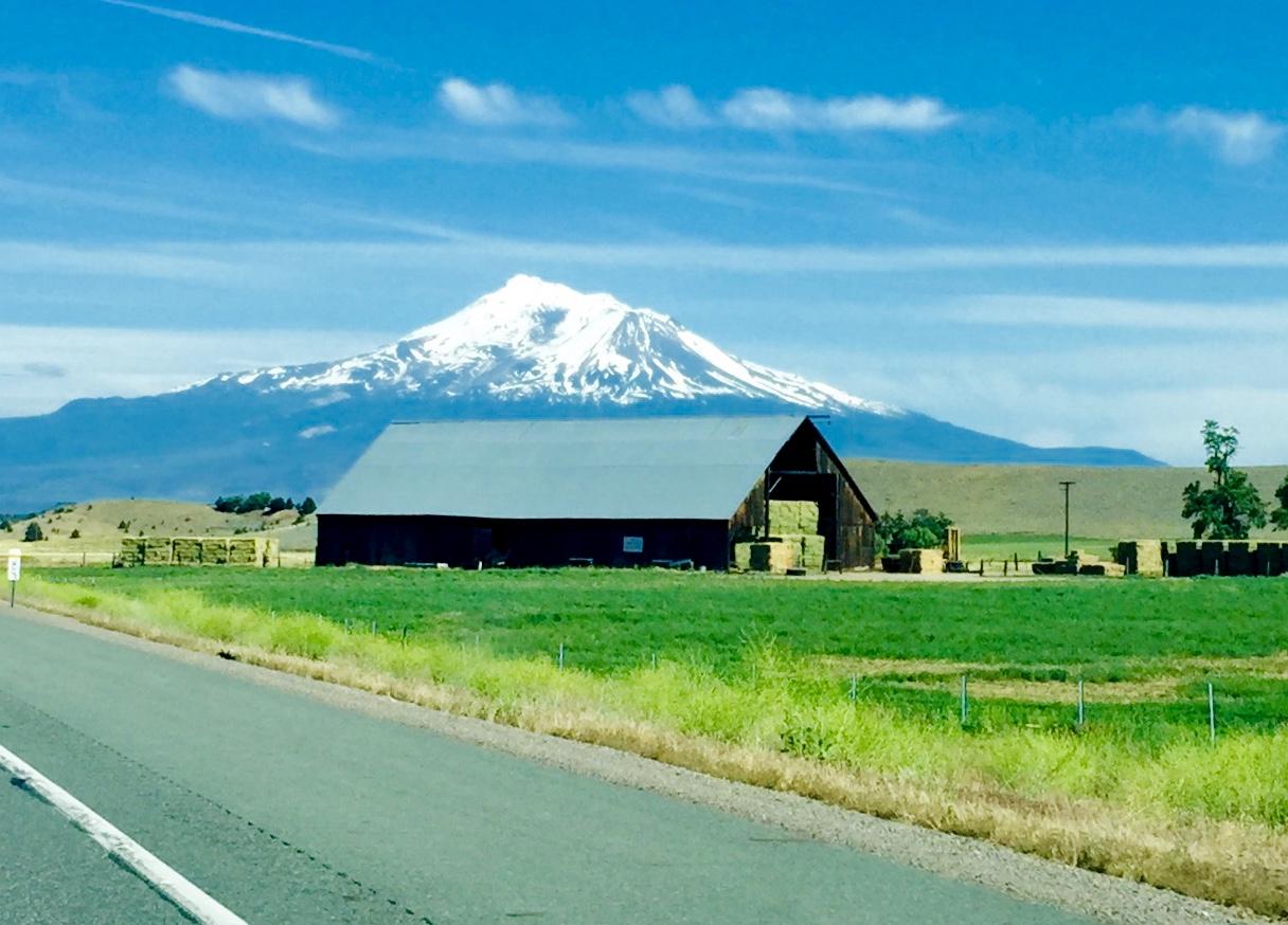 Mt. Shasta, USA