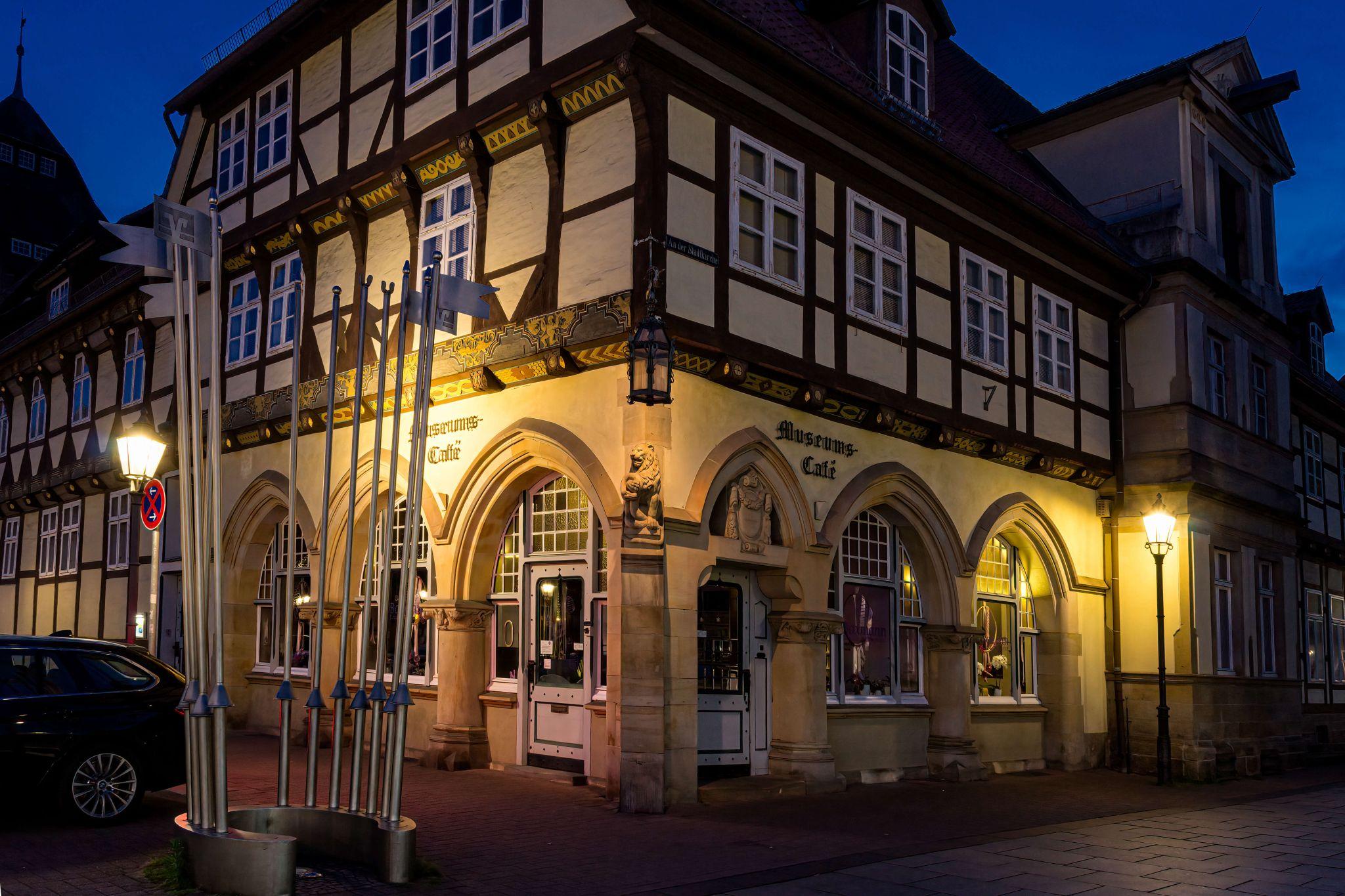 Museums-Café, Germany