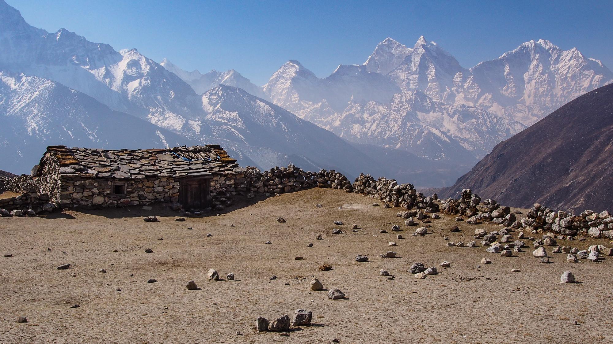 Near Dingboche, Nepal