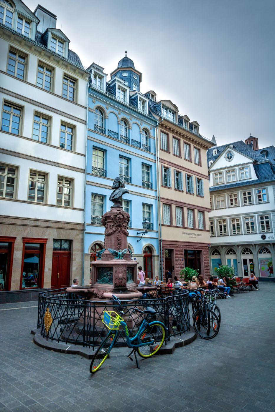 Neue Altstadt, Germany