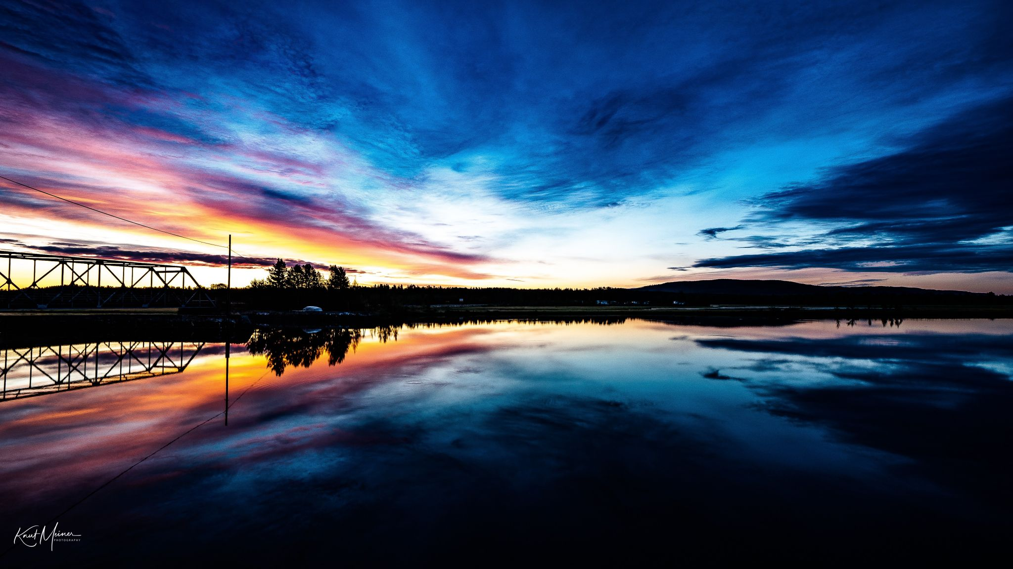 Nordre Osen, Norway