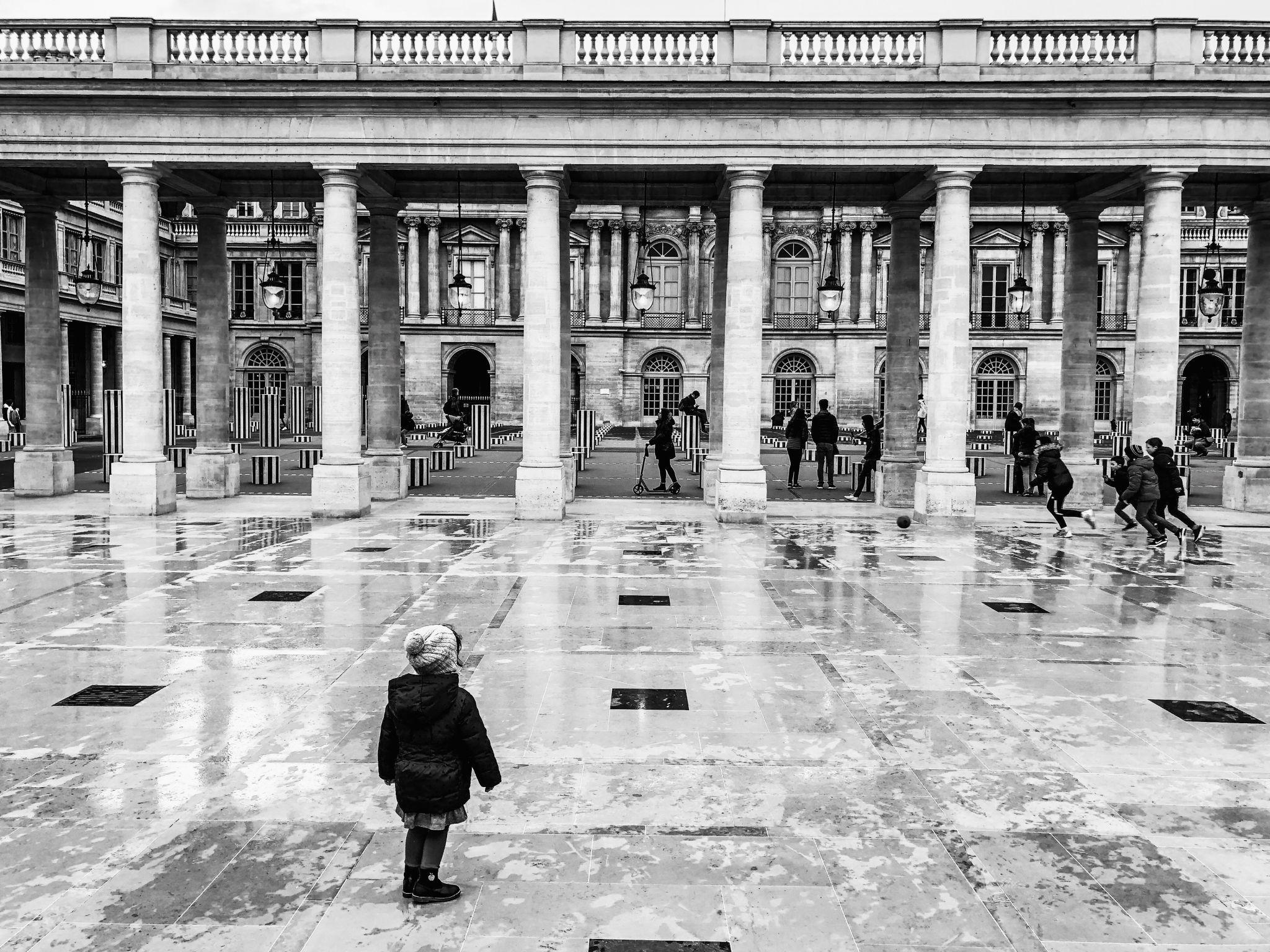 Palais Royal, France