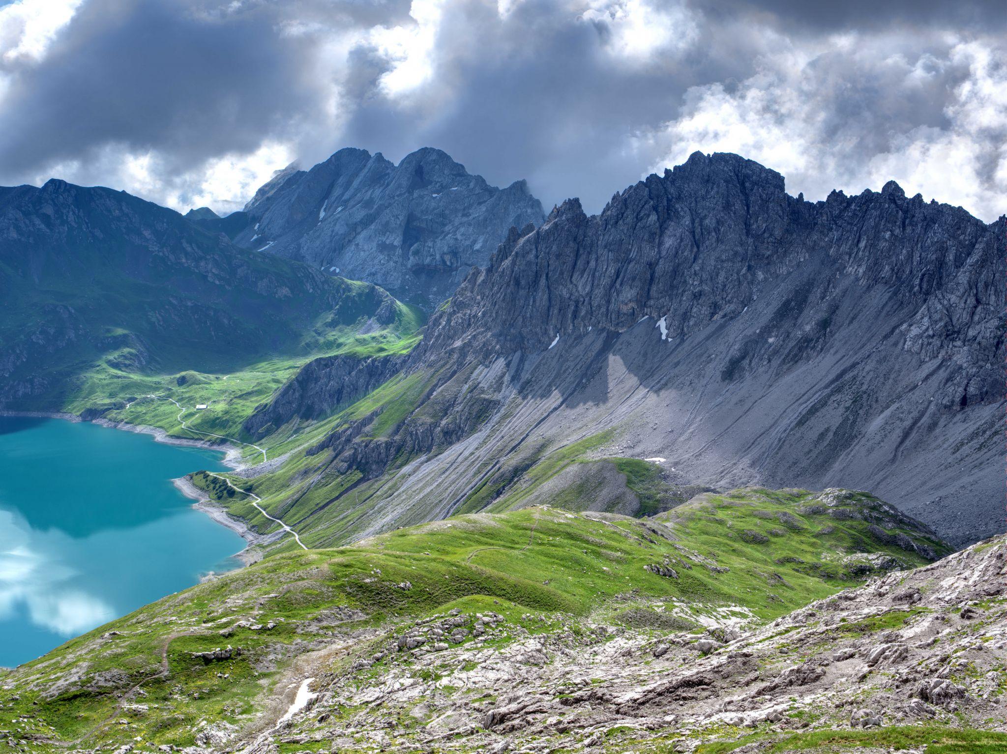 Panorama Overview, Austria