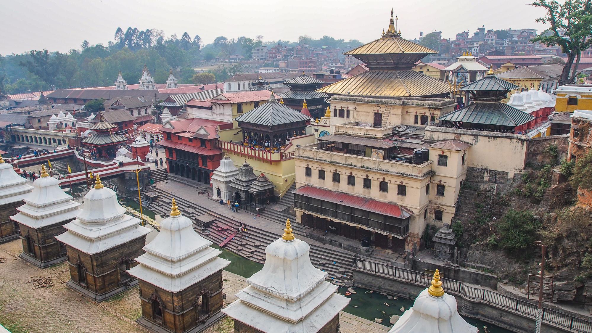 Pashupatinath main temple, Nepal