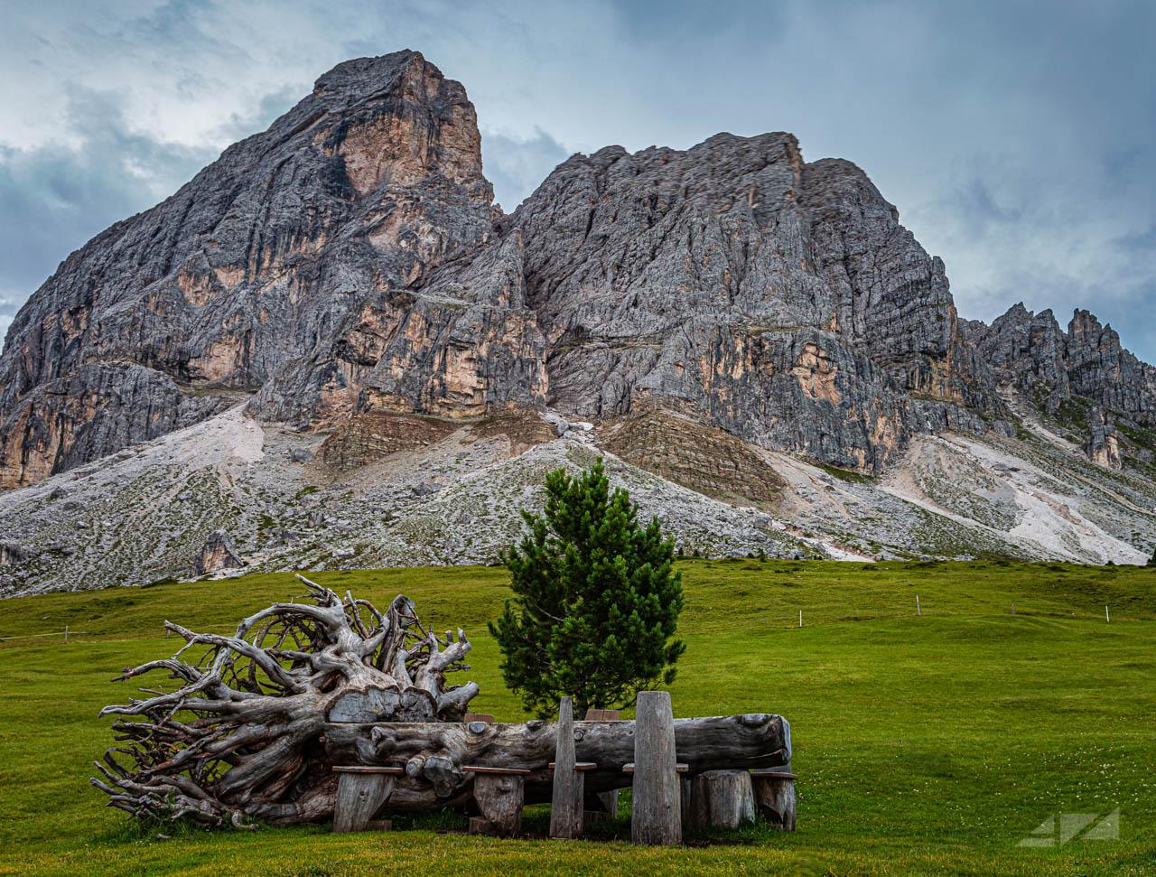 Passo delle Erbe - Sas de Putia, Italy