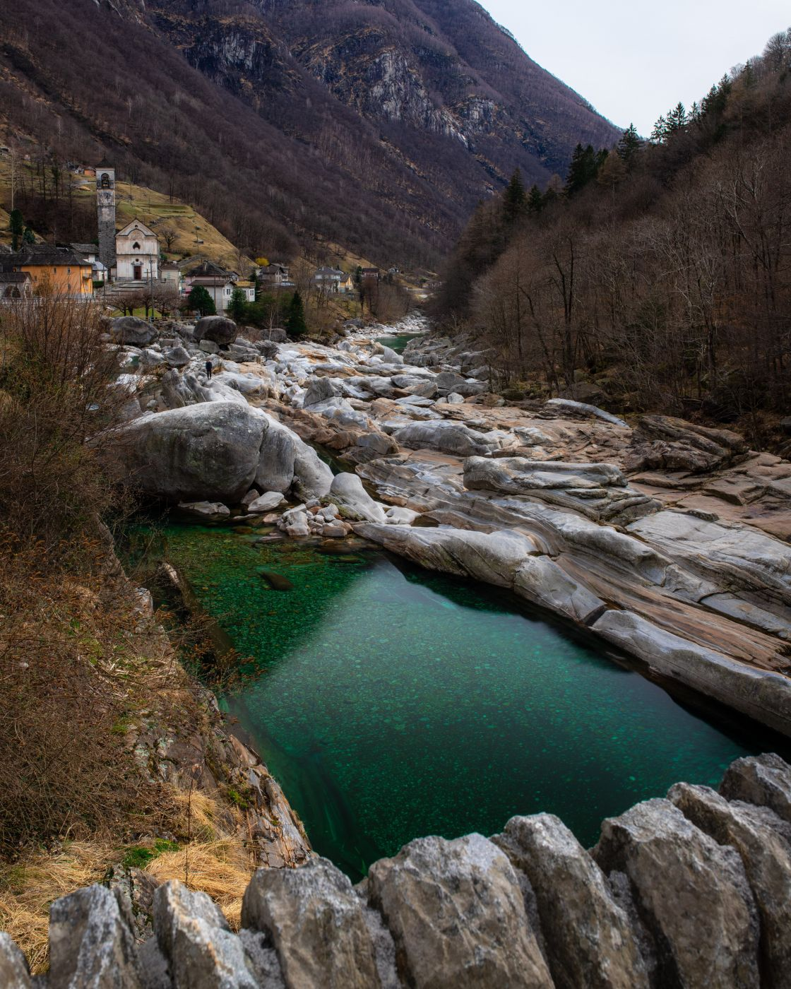 Ponte dei Salti, Switzerland