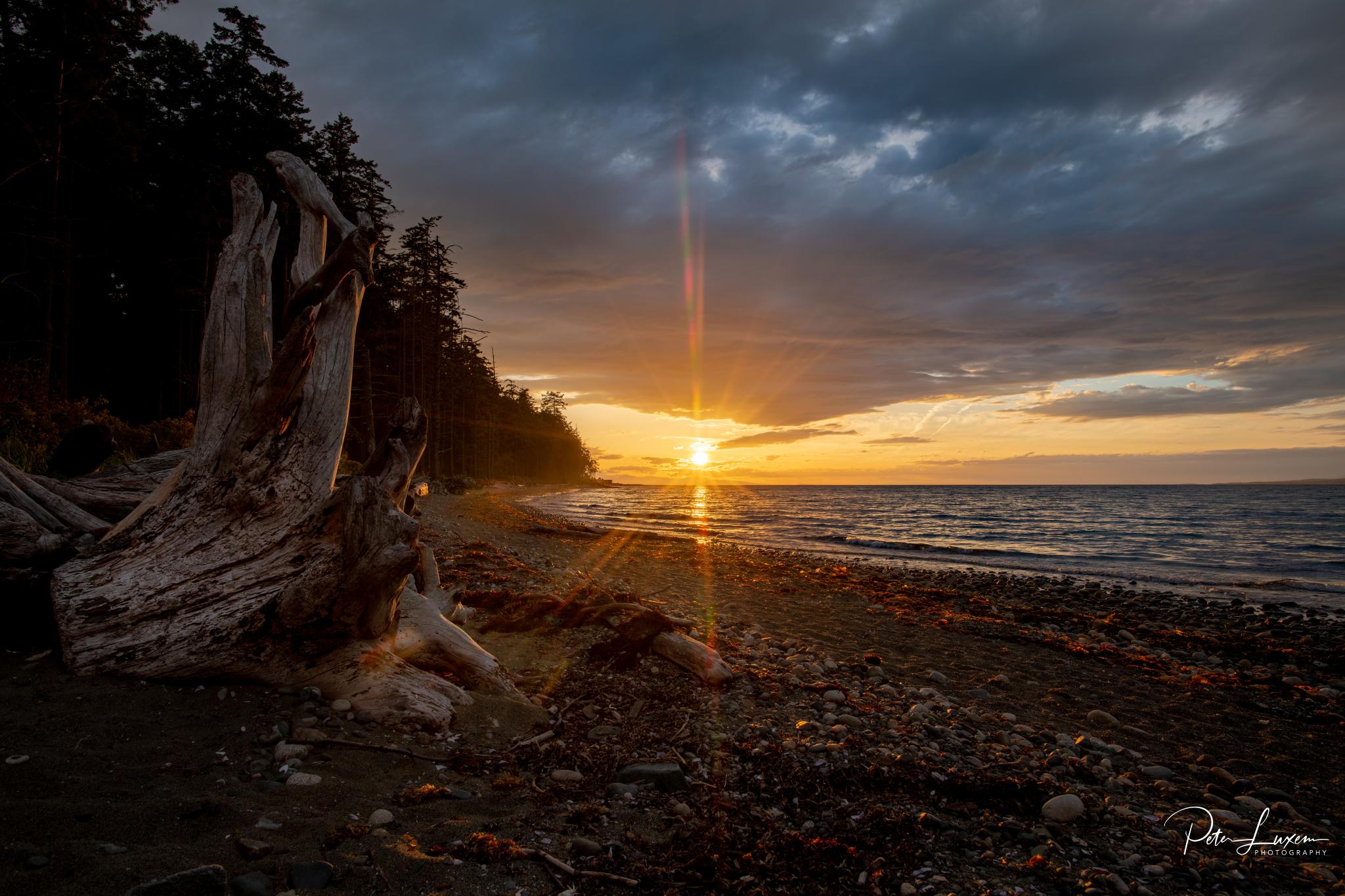 Rathtrevor Beach, Canada