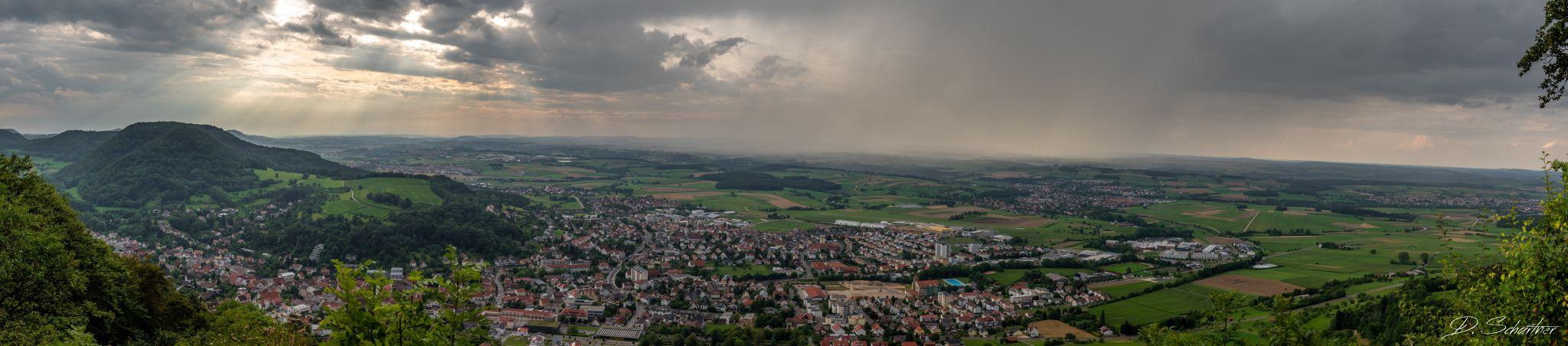 Rosenstein panorama view, Germany