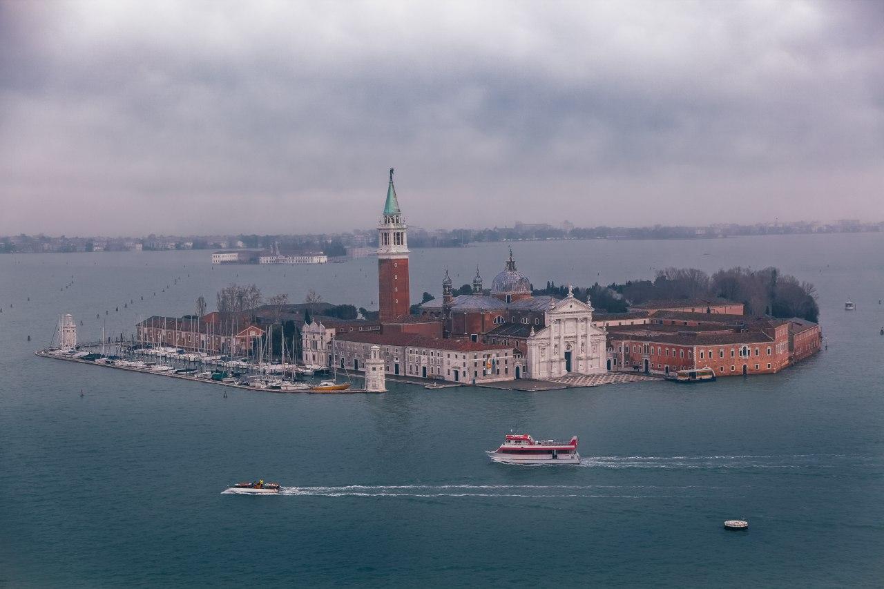 San Giorgio Maggiore view, Italy