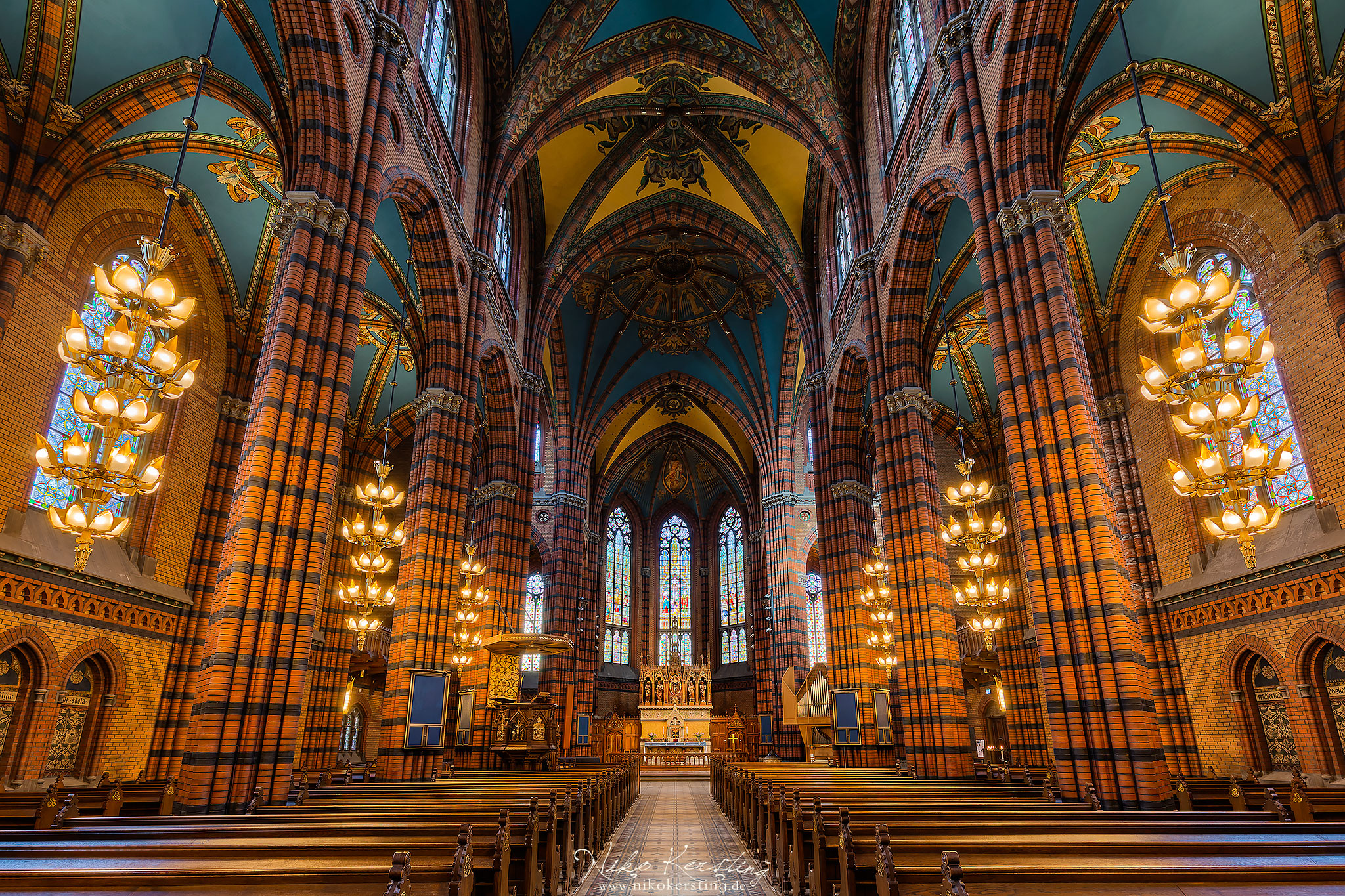 Sankt Johannes Kyrka, Sweden
