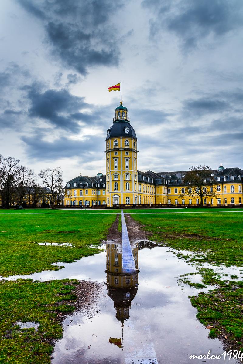 Schloss Karlsruhe, Germany