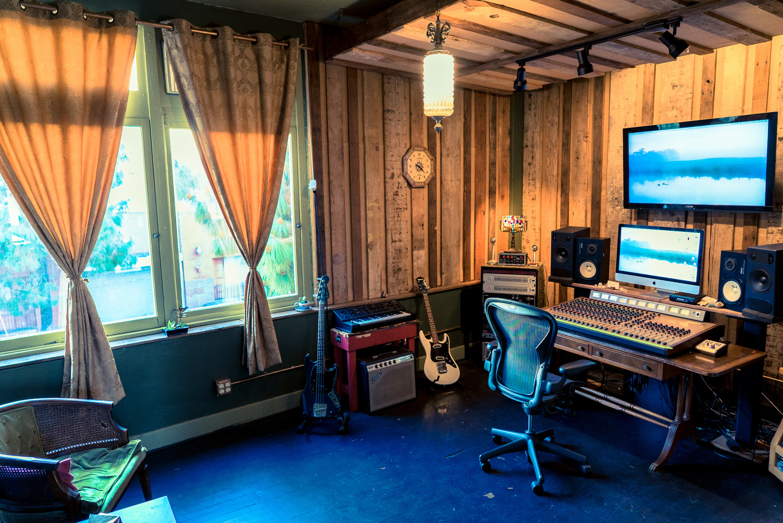 Seahorse Sound Studios, USA