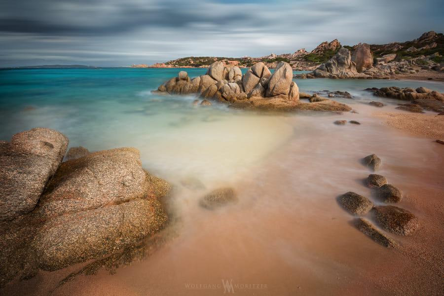secret beach, Italy