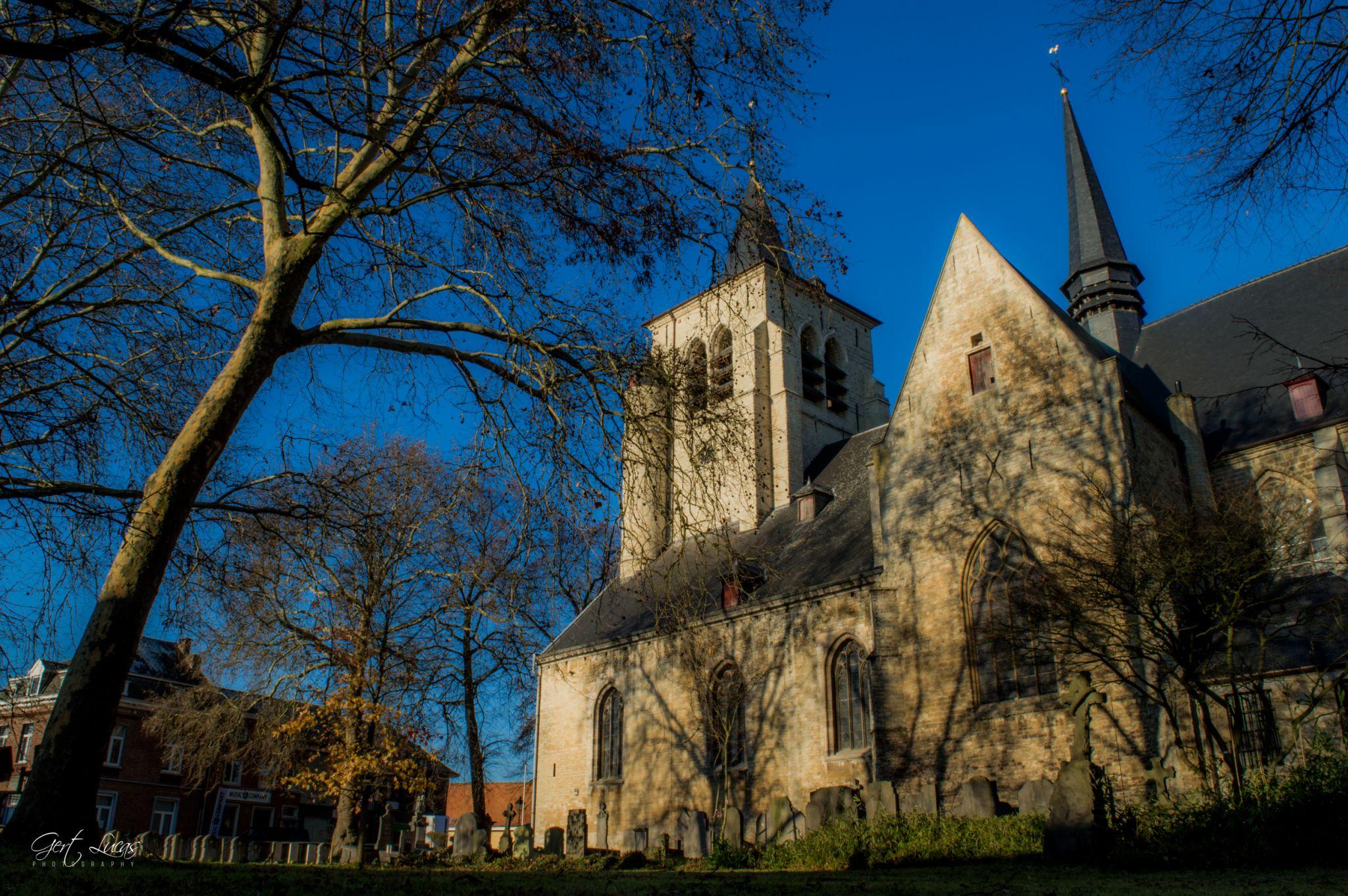 Sint-Pieterskerk, Belgium