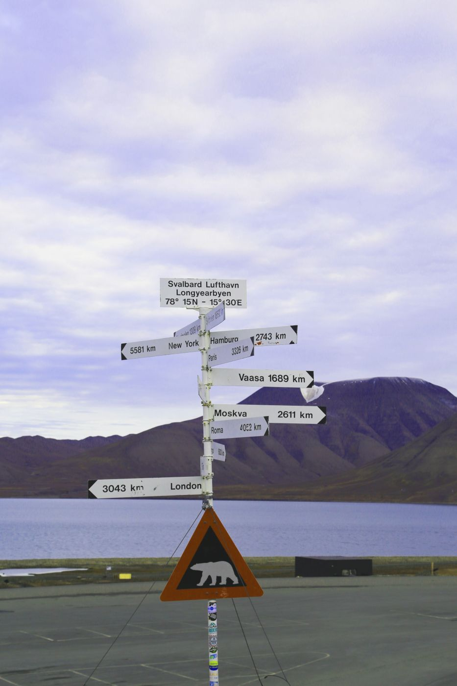 Spitsbergen, Svalbard & Jan Mayen Islands