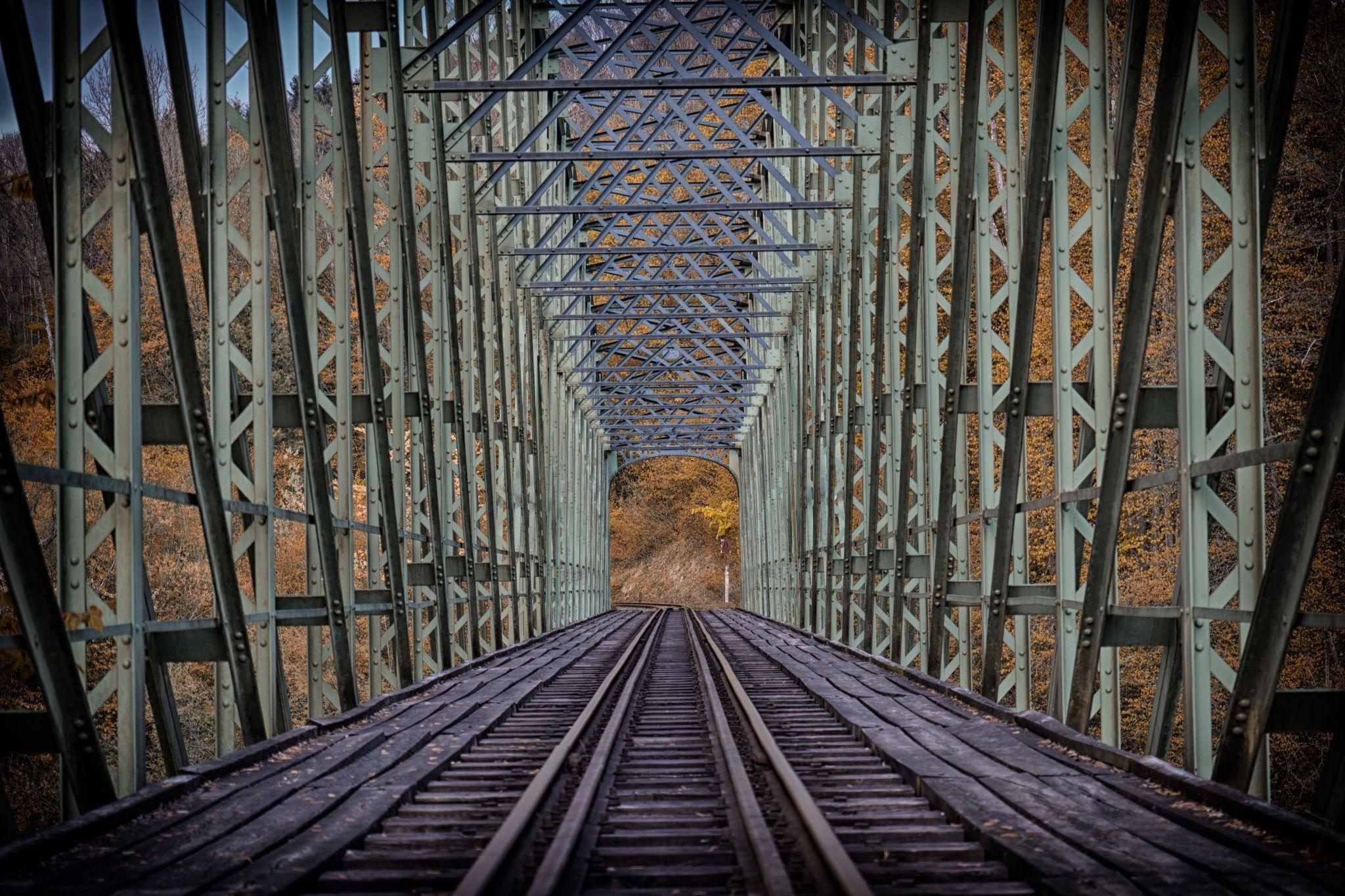 Steyrtalbahnbrücke, Austria