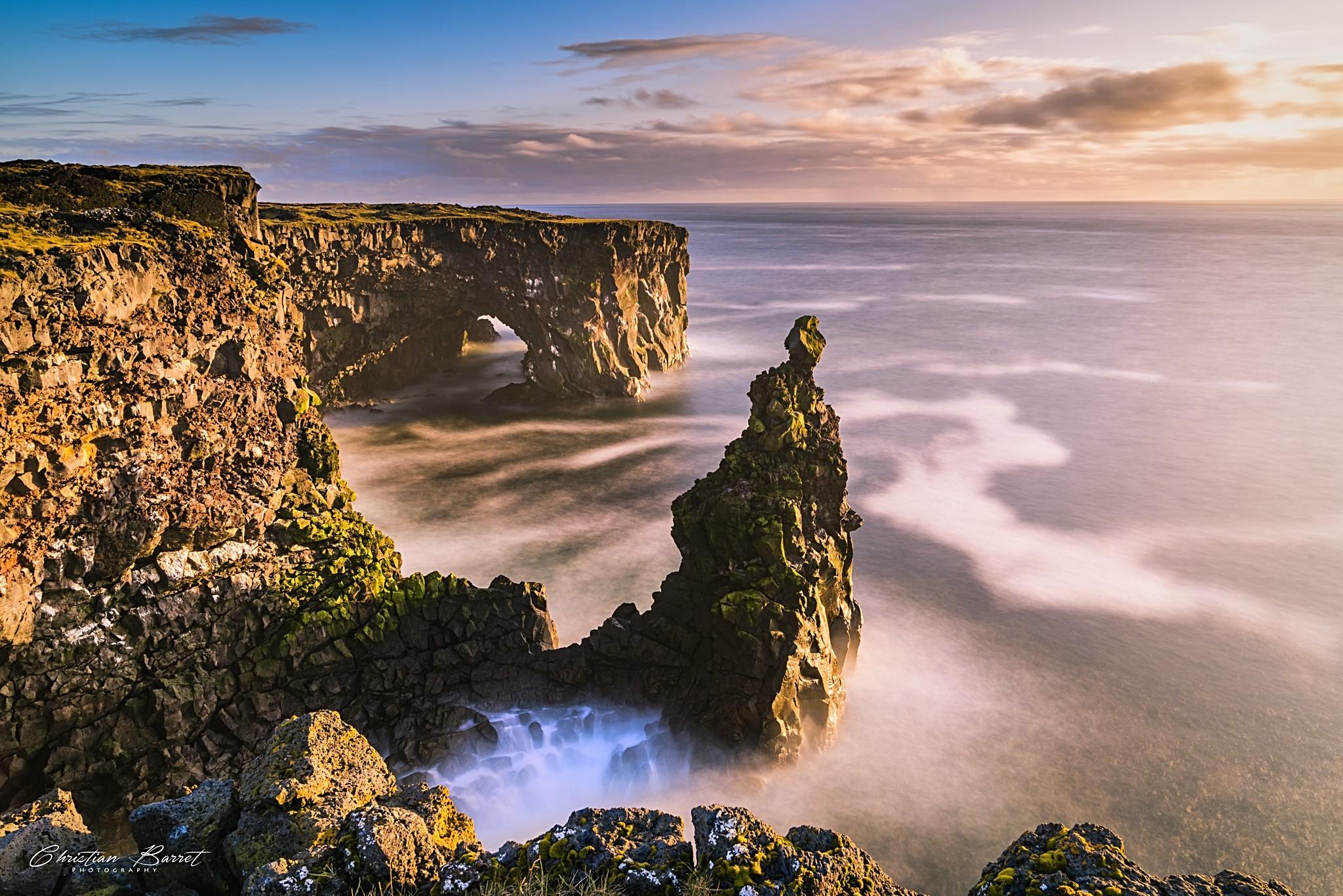 Svörtuloft, Iceland