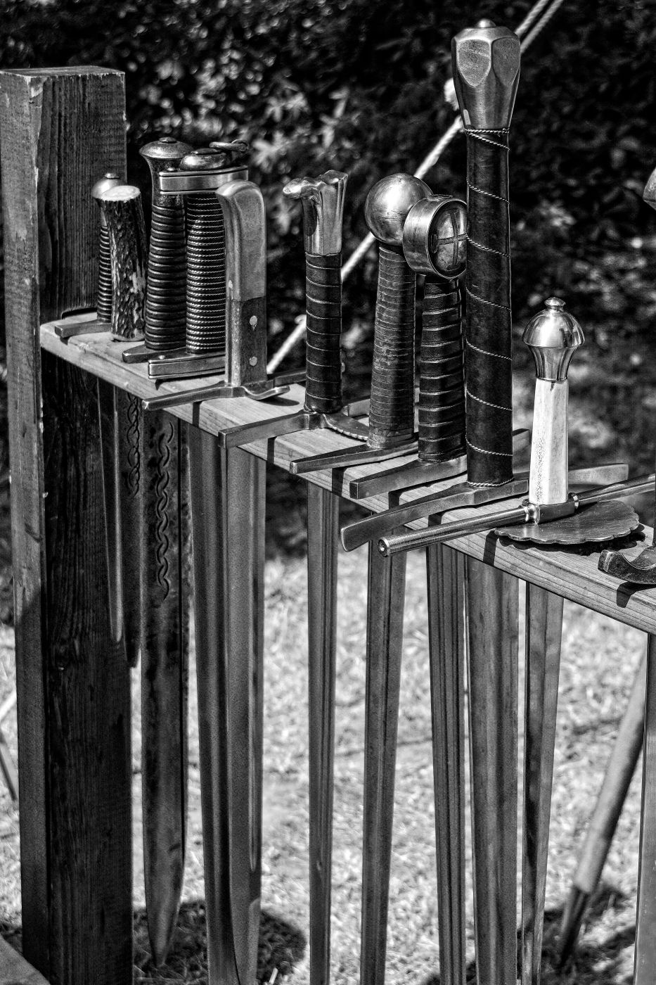Swords and Longknives – Bassum Bovelmarkt, Germany