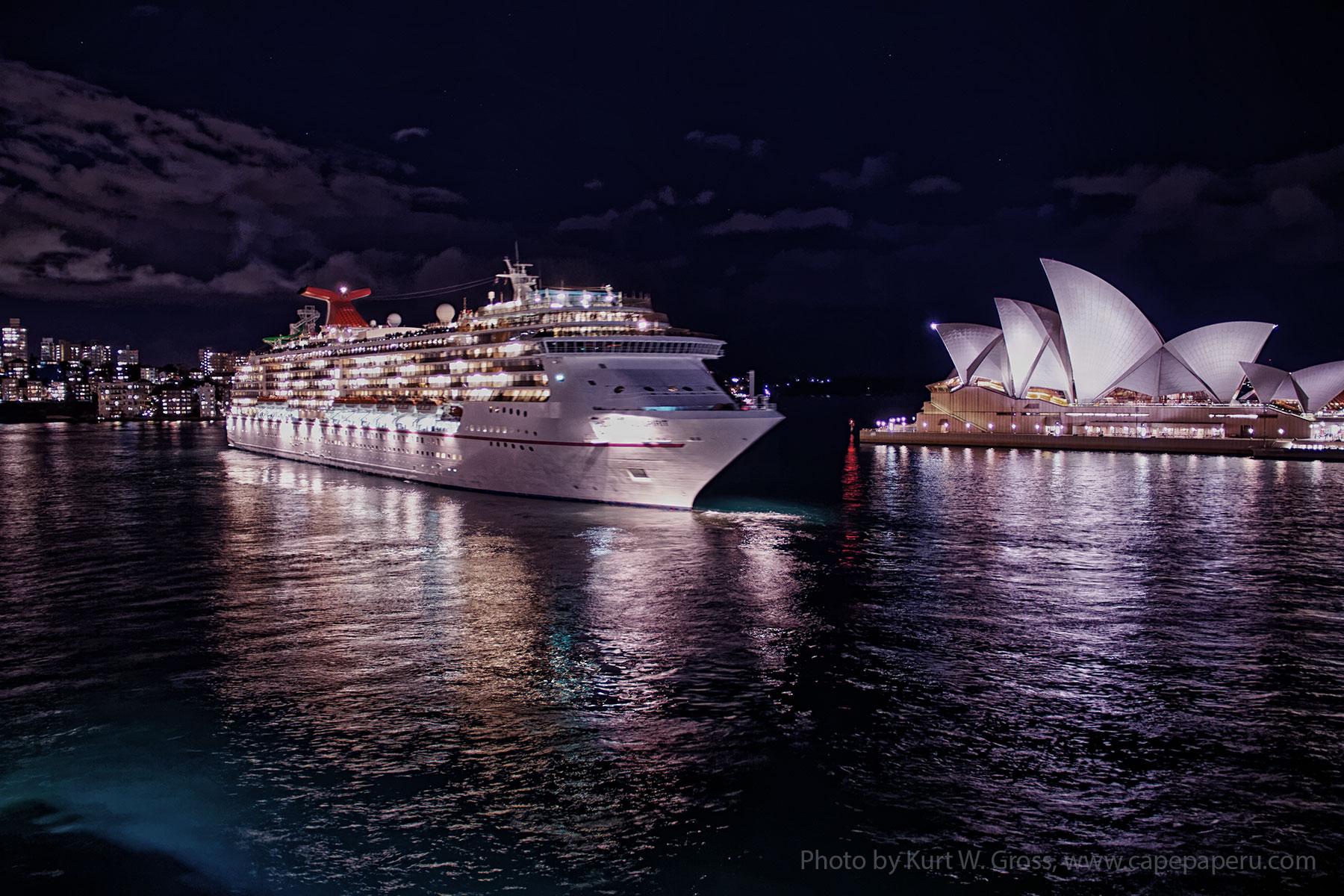 Sydney Harbour Tall Ships, Australia