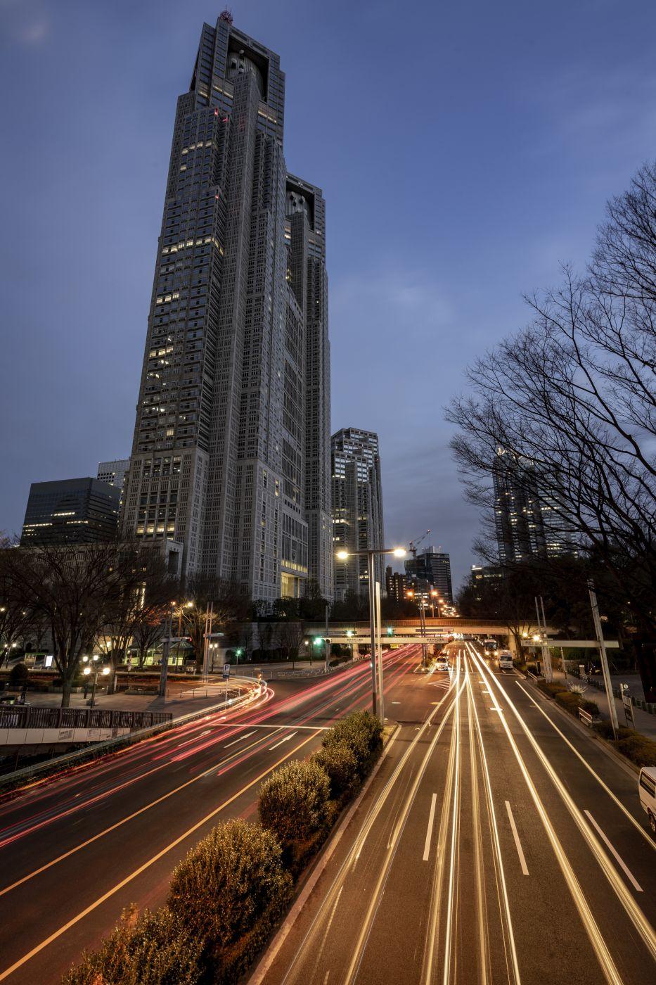 Tokyo Metropolitan, Japan