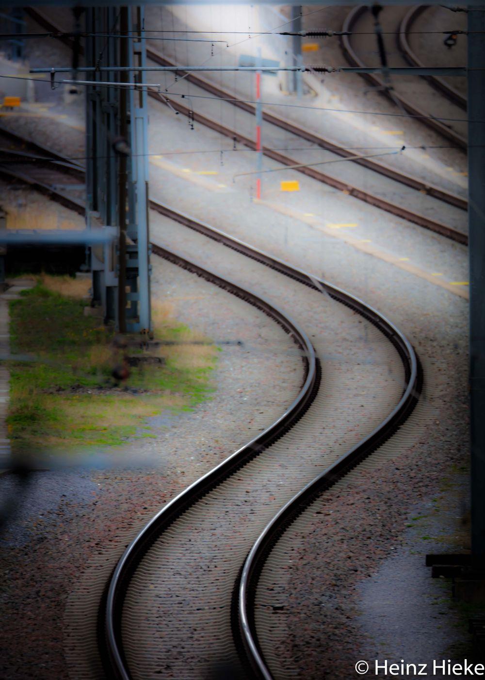 tracks, Switzerland