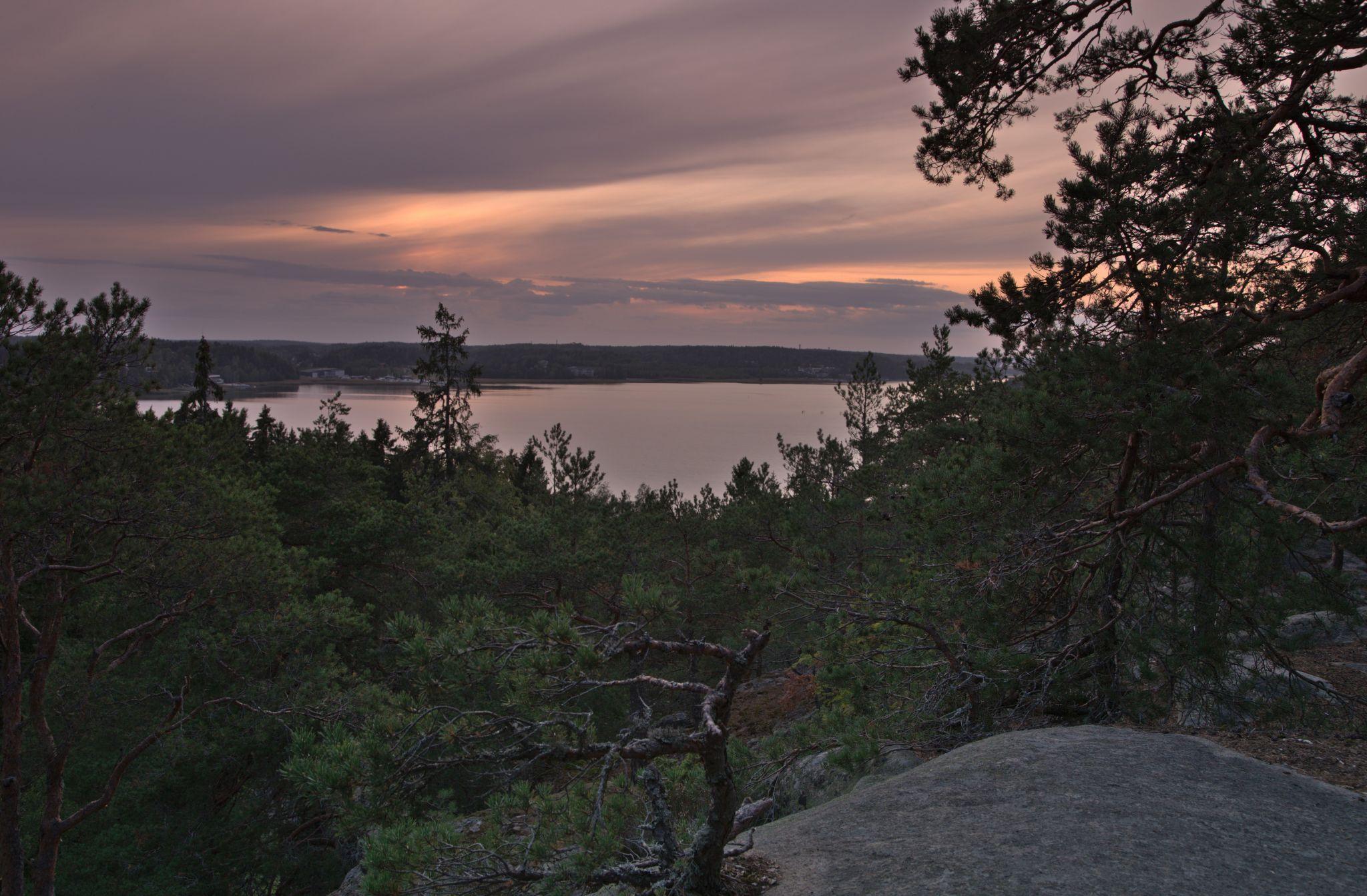 Vaarniemenkallion Lookout Tower, Finland