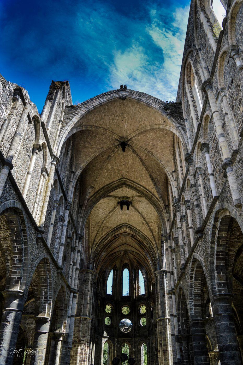 Abbaye de Villers La Ville, Belgium